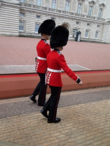 Two Royal Guards.